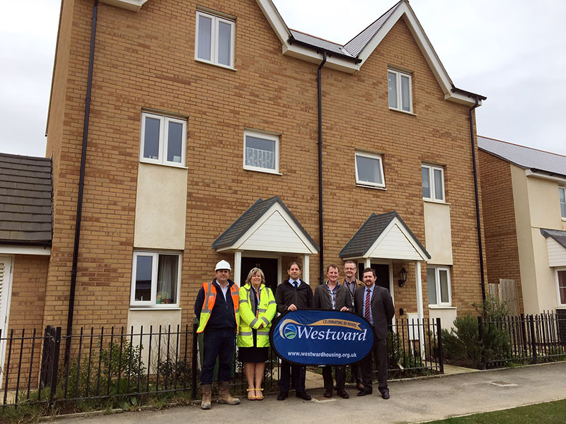 Partnership working to deliver wheelchair accessible homes