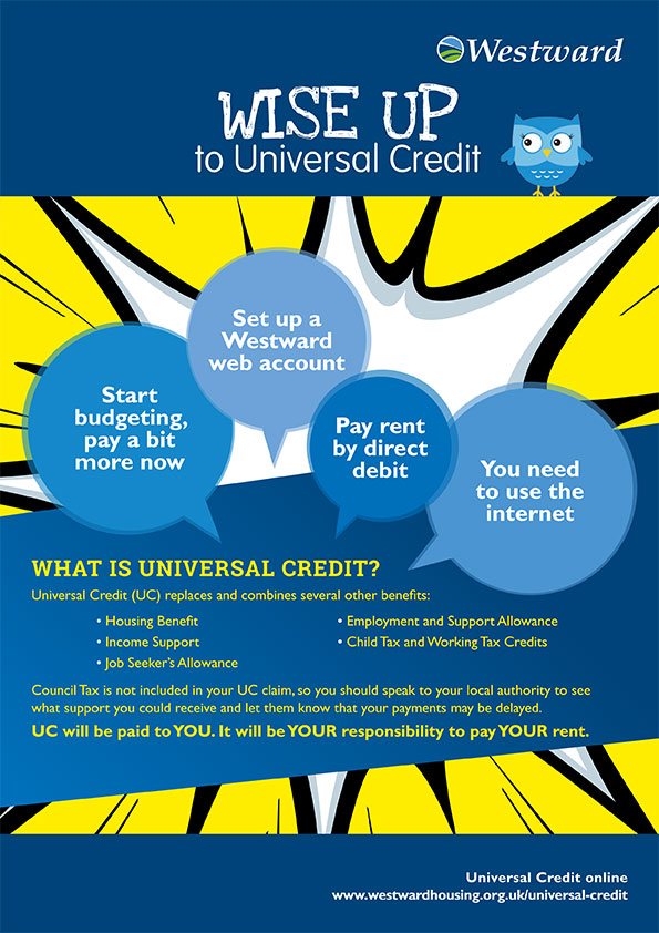 WISE UP to Universal Credit