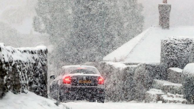 Extreme weather forces office closure from midday