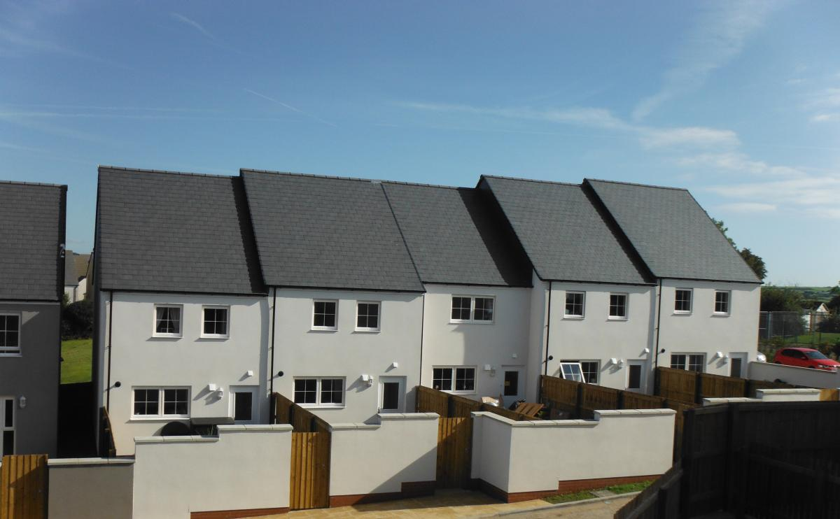 25 families to benefit from new affordable homes near Looe
