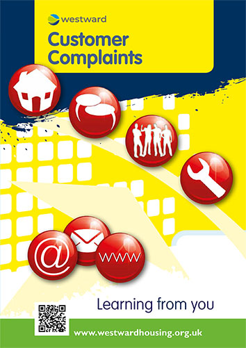 Complaints-leaflet cover